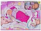 Nenuco 700014485 Cunita Duerme Conmigo Con Baby Monitor, Mul