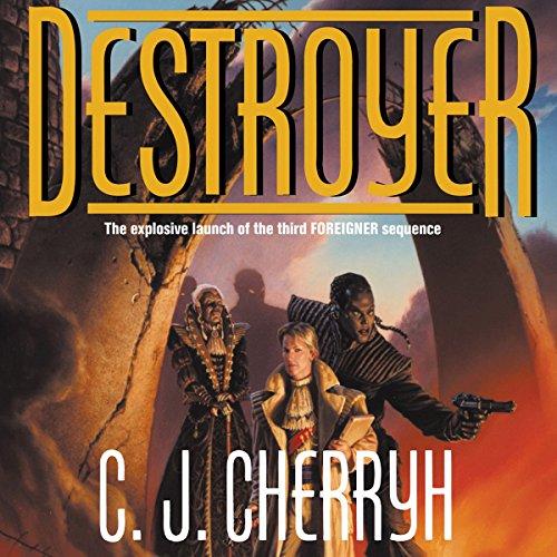 Couverture de Destroyer