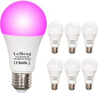 Best pink led bulb Reviews