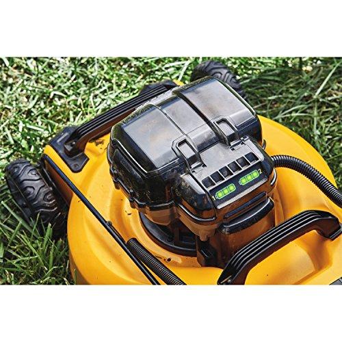 DEWALT 20V MAX Lawn Mower, 3-in-1, 2 Batteries (DCMW220P2)
