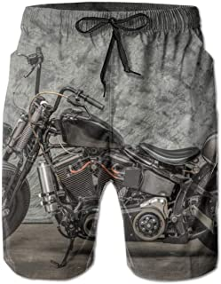 FUN Oven Mitts Return of The Astronaut Mens Beach Shorts Trunks Quick Dry Summer with Mesh Lining Pockets