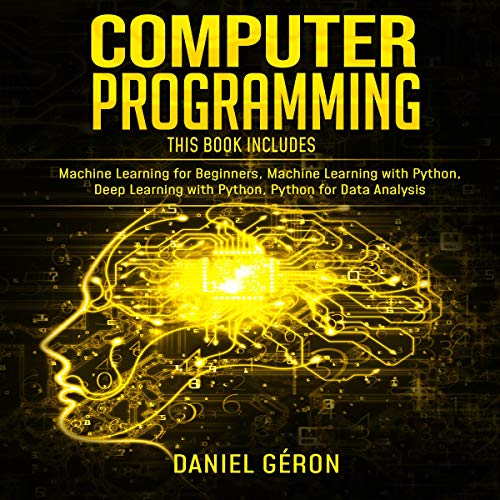 Computer Programming audiobook cover art