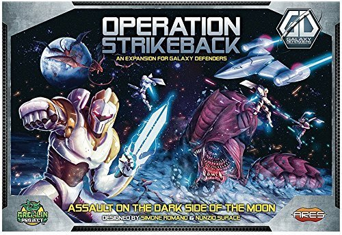 Galaxy Defenders - Operation Strikeback by Ares Games srl