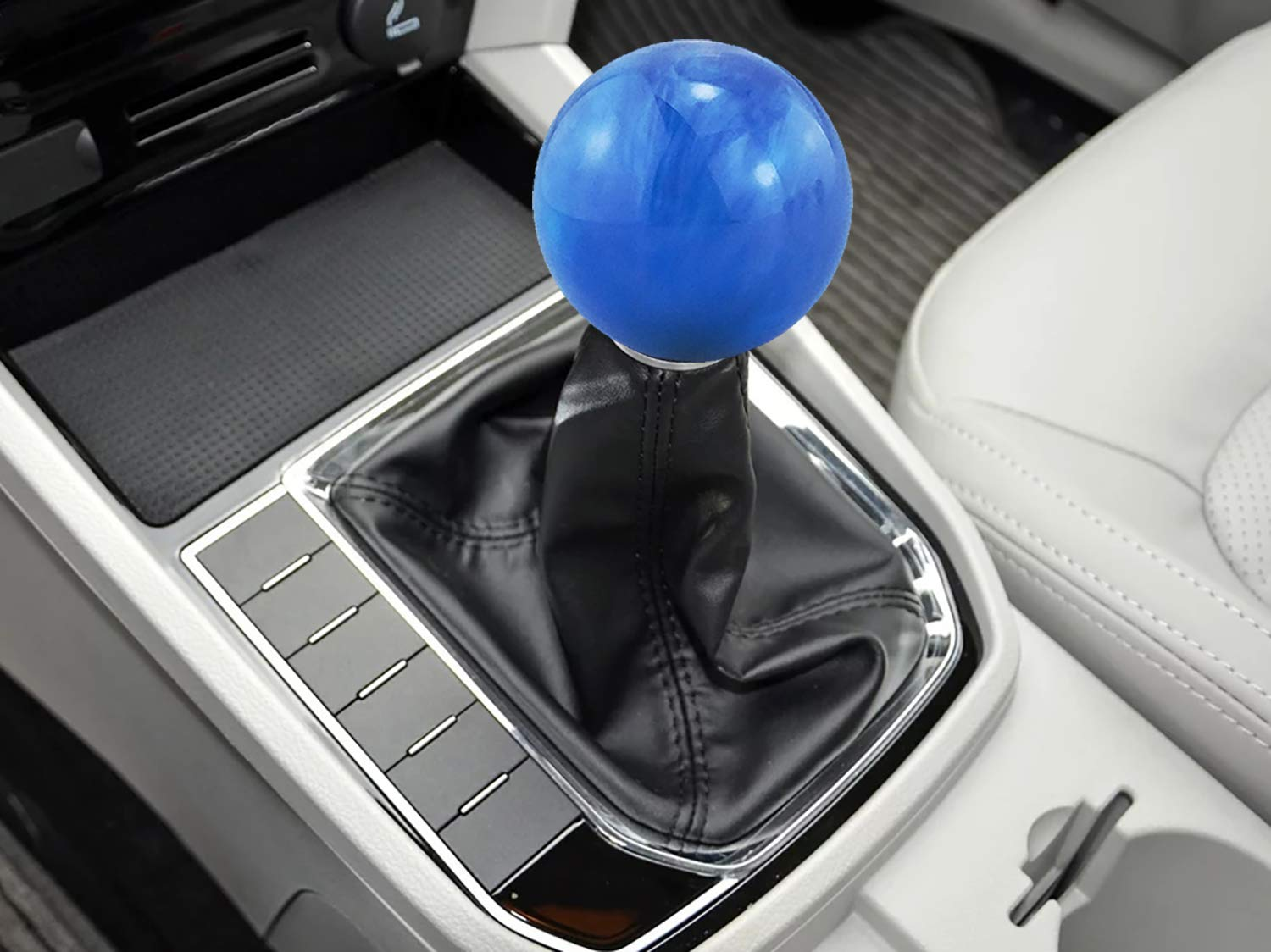 1Pcs Car Gear Shift Knob Head Auto Car Gear Shift Shifter Knob Head Car Gear Shift Knob Replacement Kit