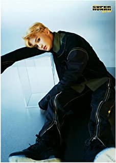 Youyouchard Kpop NCT 2019 NCT 127 New Album WE are Superhuman Poster Official Supported Poster for NCT U NCT 127 NCT Fans Collection, 16.5×11.8IN,