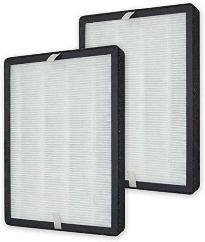 wholesale KOIOS Official H13 Level True HEPA wholesale Replacement Filters for GL-FS32, 99.97% Air Pollutants Filtration online Rate, 2021 (2 Pack) outlet sale