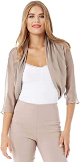 gold bolero jacket uk