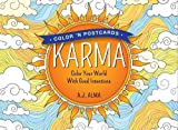 Color 'n Postcards: Karma