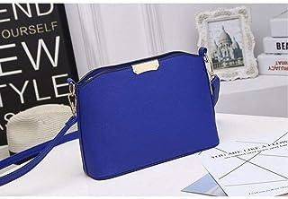 Candy Color Ladies Messenger Bag Casual Shell Shoulder Messenger Bag Fashion Handbag Party Bag