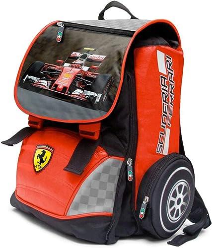 Ferrari, Sac à dos enfant  rouge rouge