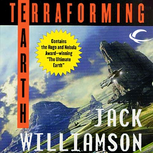 Terraforming Earth audiobook cover art