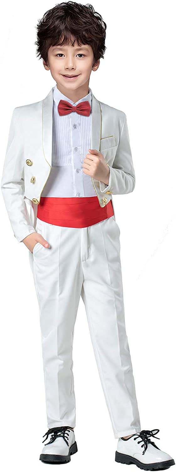 Boys trust Suit Direct sale of manufacturer Kids Tuxedo Formal Child Bearer Ring Teen Clothes Outf