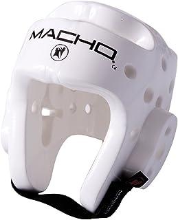 Macho Dyna Head (White, X-Large)