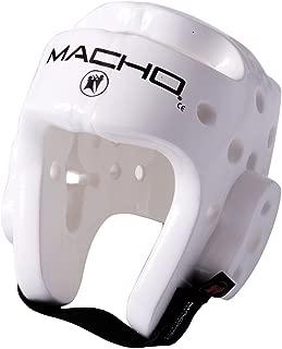 Macho Dyna Head (White, Medium)