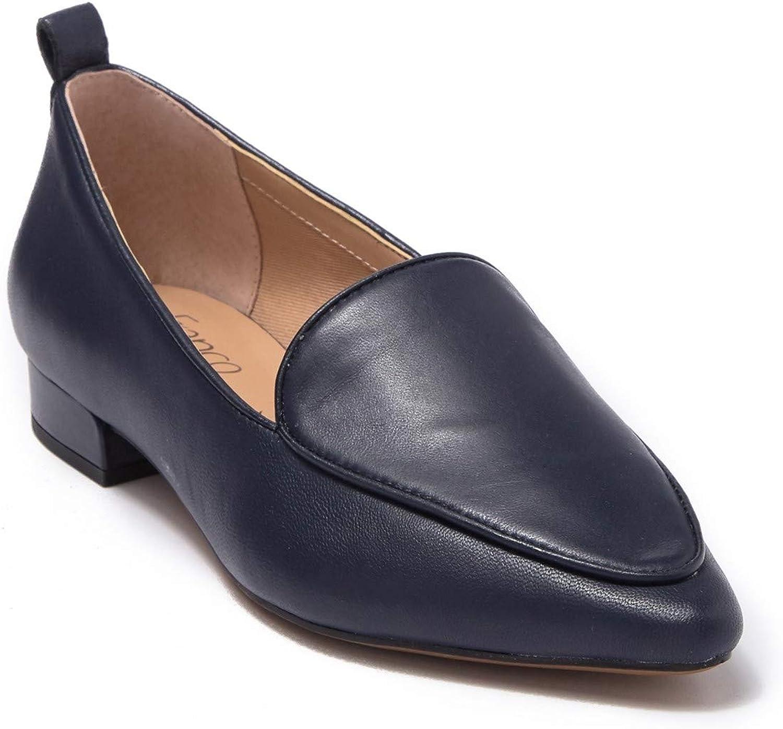 Franco Sarto Studio Midnight Leather Loafer