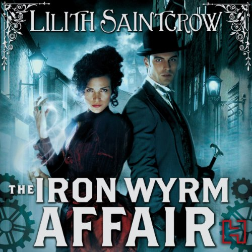 The Iron Wyrm Affair cover art