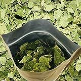 Birkenblätter 100 g Birkenblättertee geschnitten und getrocknet aus 100% Wildsammlung