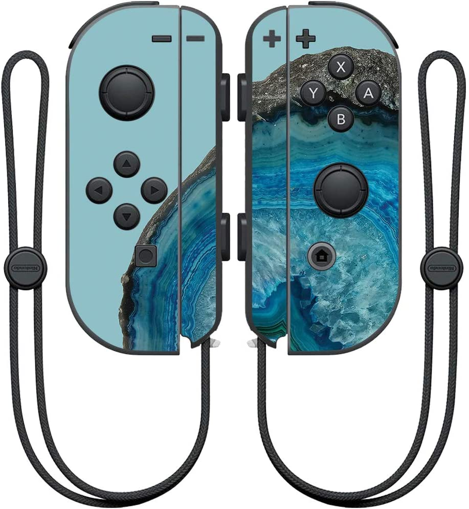 Max 56% OFF MightySkins Skin Compatible with Nintendo Max 51% OFF - Joy-Con Controller B