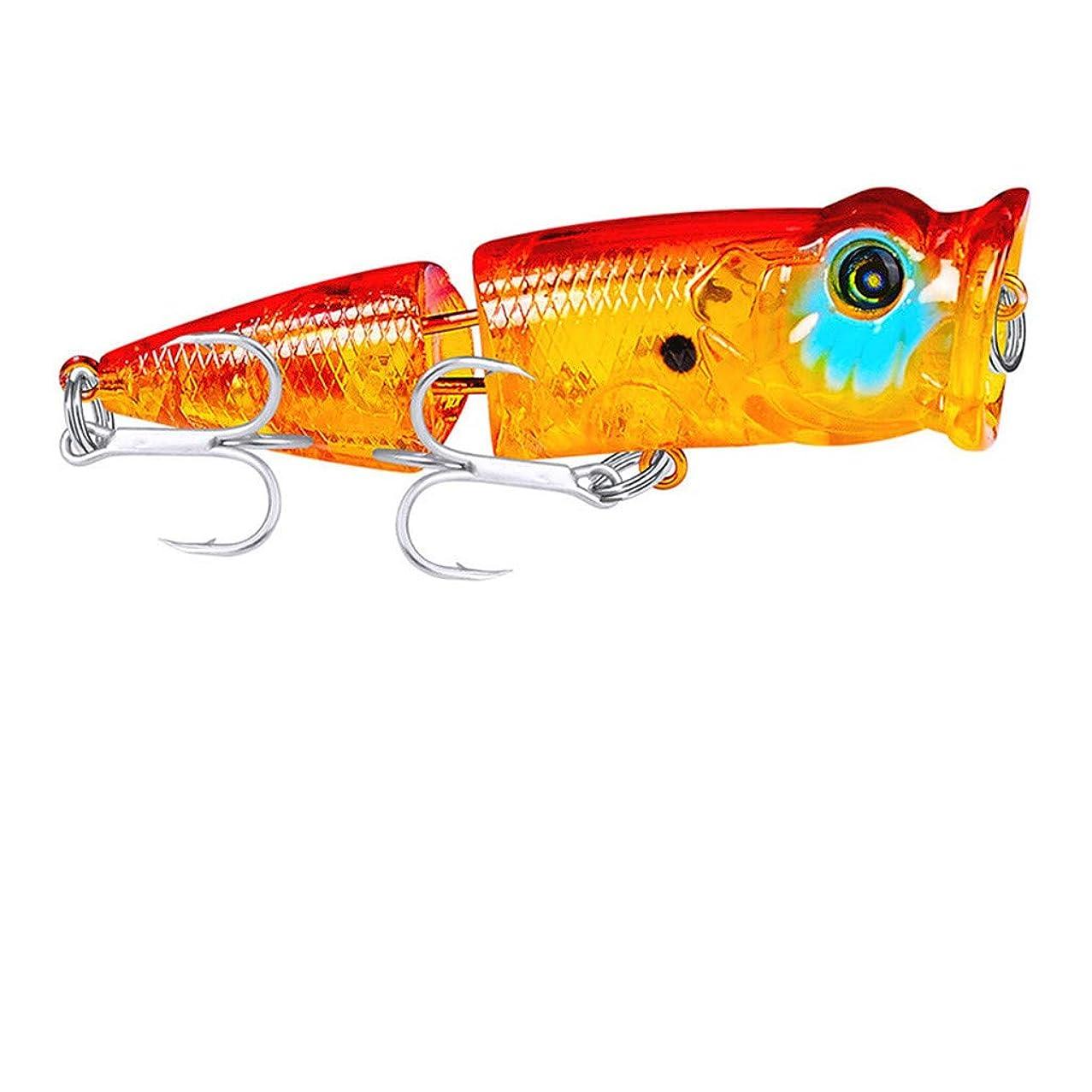 グッゲンハイム美術館操作可能副釣り針 ルアー 釣り用ルアー クランク ベイト フック ベース タックル シンキング 新品 DW460 シャオメイスター