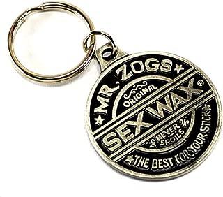 Sex Wax Key Ring Key Chain Metal