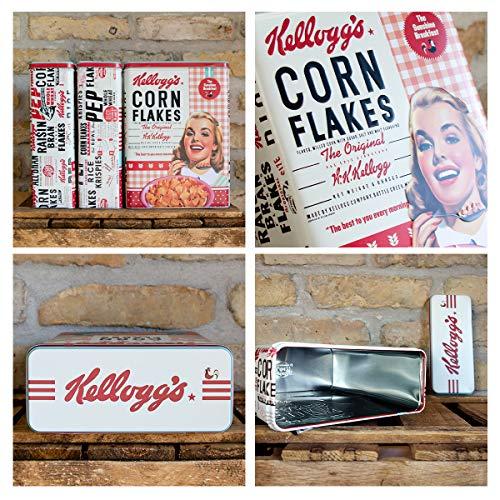 Nostalgic-Art 30324Kellogg 's Girl Corn Flakes Collage, Tarro XL
