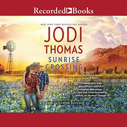 Sunrise Crossing audiobook cover art
