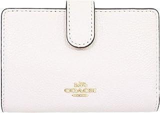 [コーチ] COACH 財布(二つ折り財布) F68398 チョーク IMCHK ペブルド レザー ミディアム コーナー ジップ ウォレット レディース [アウトレット品] [アウトレット品] [ブランド] [並行輸入品]