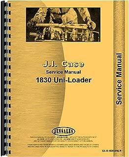 New Case 1830 Skid Steer Service Manual