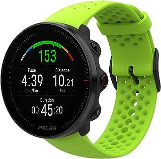 Polar Vantage M -Reloj con GPS y Frecuencia Cardíaca - Multideporte y programas de running  - Resistente al agua, ligero - Verde Talla M/L
