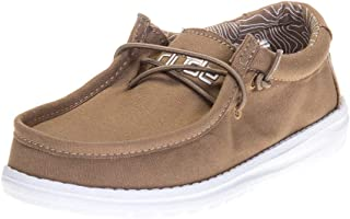 Hey Dude Boys Wally Casual 13 Tan