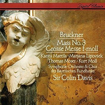 Bruckner: Mass No.3