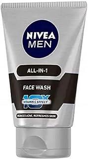 Nivea 10X Vitamin C Effect All-in-1 Face Wash 100ML Face Wash (100 ml)