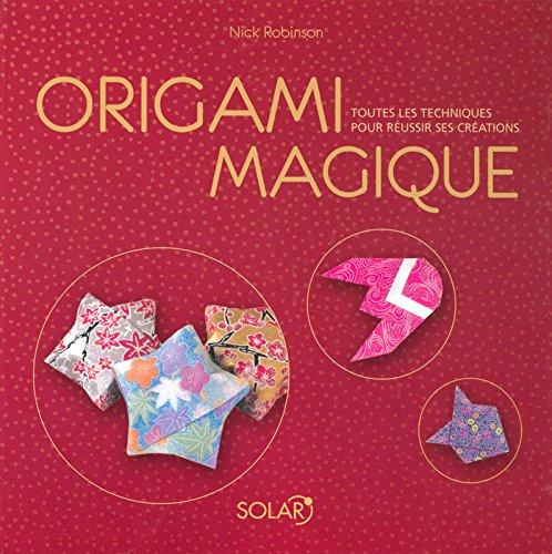Origami magique - COFFRET