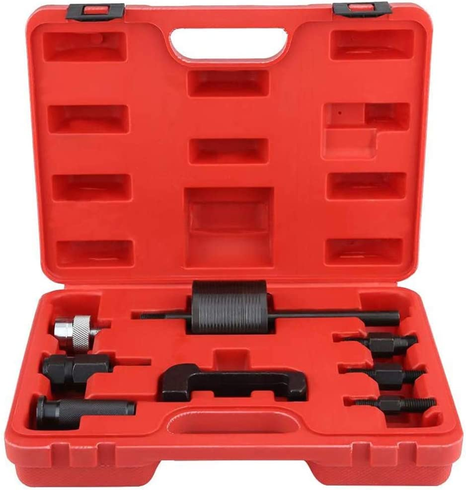 EVTSCAN Injector Removal Puller 5 ☆ popular Max 45% OFF Installer R Kit 8Pcs Common Tool