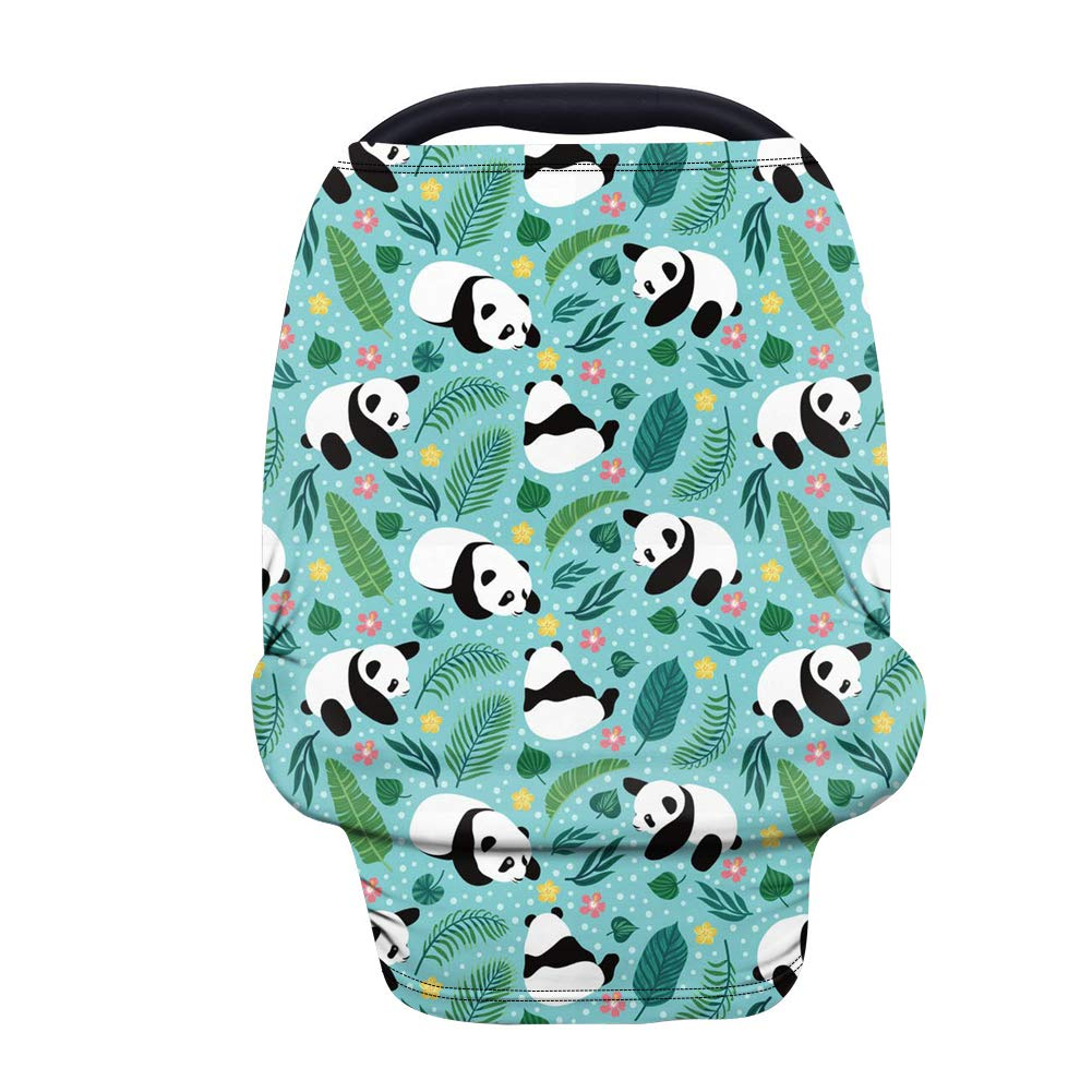 Upetstory Cute Panda Max 47% OFF Max 49% OFF Car Seat for Cover Baby Nursing Apron