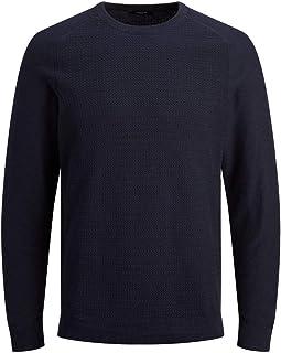 Jack & Jones Jprblaadam Knit Crew Neck STS Sweater Homme