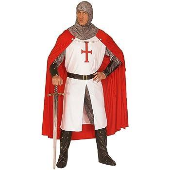 Ritter Cruz Disfraz de caballero medieval Cruz Disfraz de ...