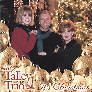It's Christmas by Talley Trio (2000-10-02)