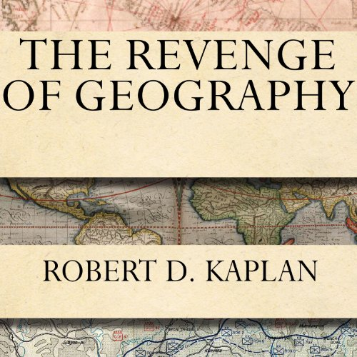 The Revenge of Geography audiobook cover art