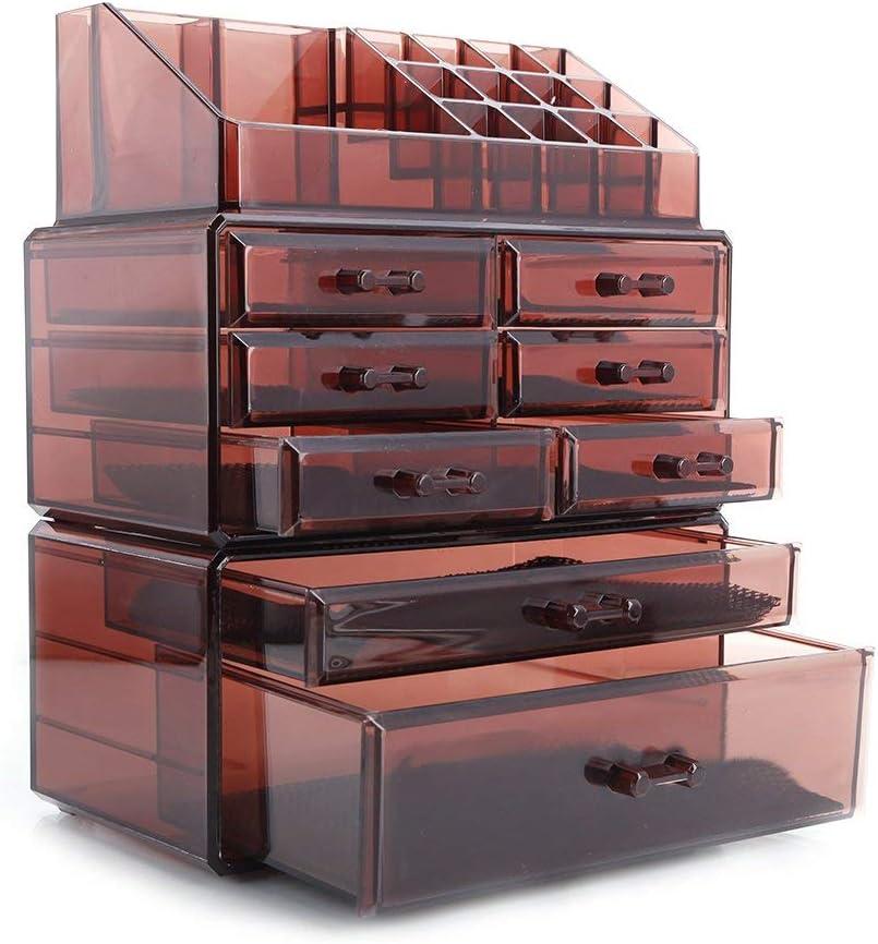 BRLUCKY Home 3Pcs Set Plastic price Rack Cosmetics Small Storage 6 Max 47% OFF