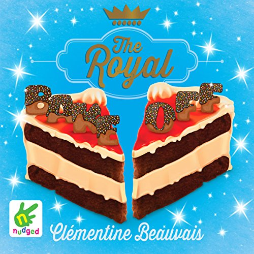 Couverture de The Royal Bake Off