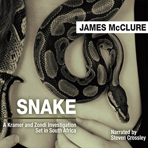Snake Audiobook By James McClure cover art