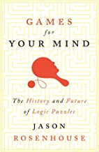 Games for Your Mind: The History and Future of Logic Puzzles