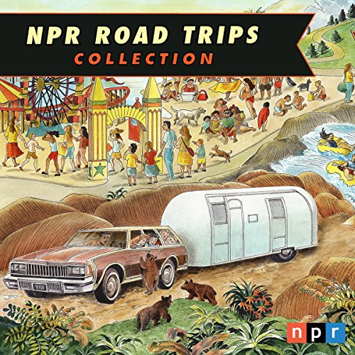 NPR Road Trips Collection audiobook cover art