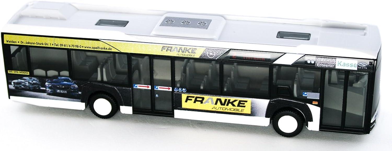 Rietze 73026 - Solaris Urbino ´14 12 Stadtbus Weiden Opel Franke - 1 87 B07DCD8ZQ9  Vielfalt | Um Sowohl Die Qualität Der Zähigkeit Und Härte