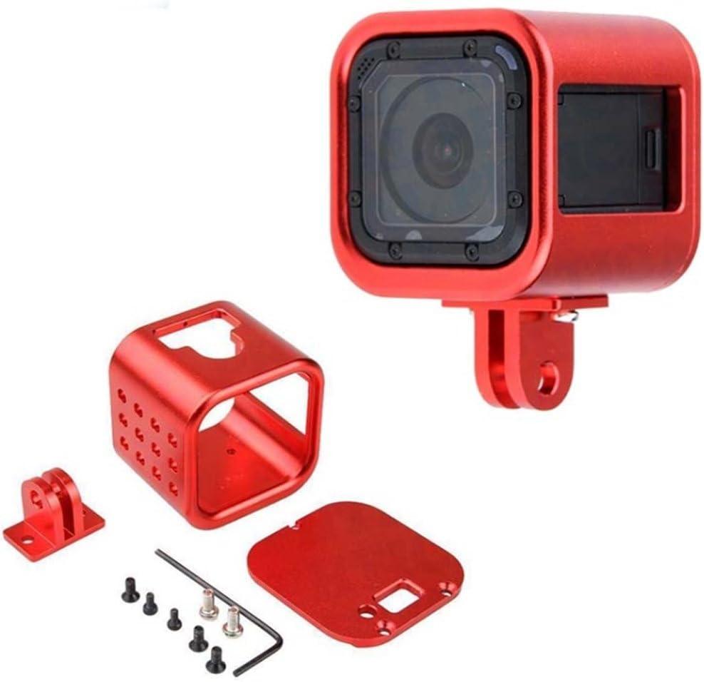 Large discharge sale CNC Aluminum Alloy Housing Sport Kansas City Mall Camera Shell Frame Box Pr Mount