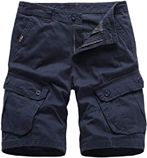 XINHEO Womens Lounge Loosefit Plus Size Summer with Pockets Cargo Short