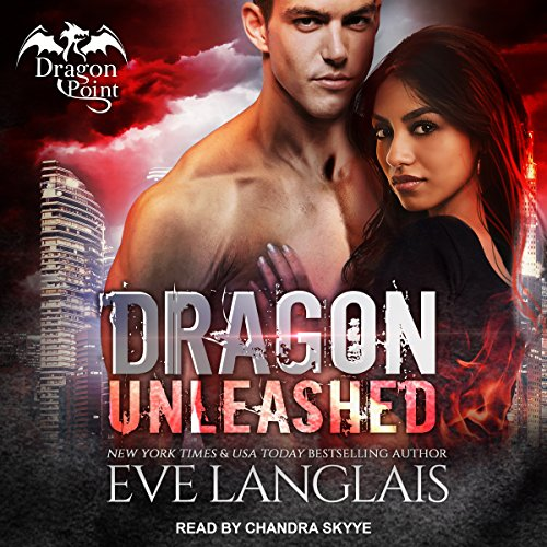 Dragon Unleashed audiobook cover art