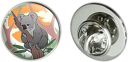 GRAPHICS & MORE Koala Resting on Eucalyptus Tree Metal 0.75