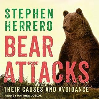 Bear Attacks audiobook cover art